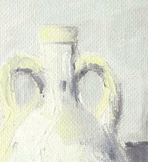 close up of jug